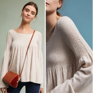 Knitted & Knotted Esme Bell Sleeve Sweater